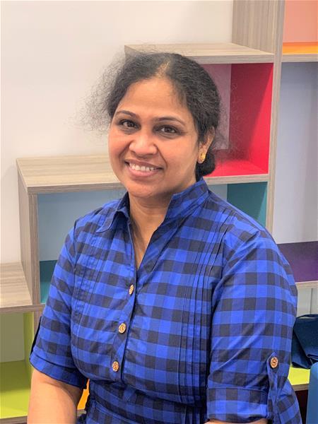 Ms Madhavi