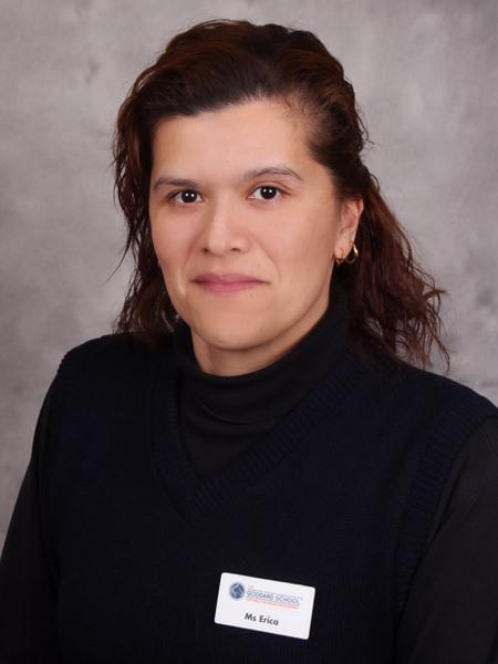 Ms Erica