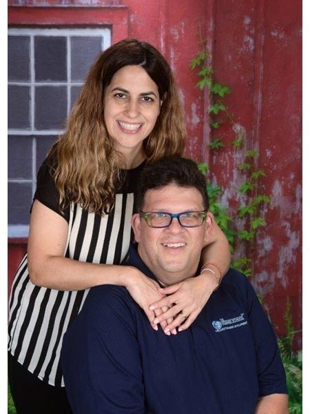 Meet  Anita and Mauricio