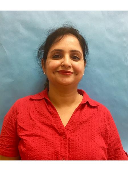 Mrs Madhvi