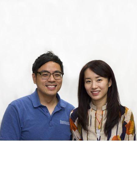 Meet  Robert & Jiena
